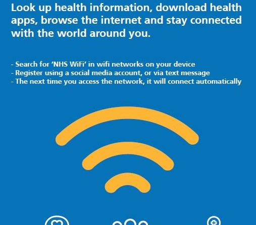 Free NHS Wifi