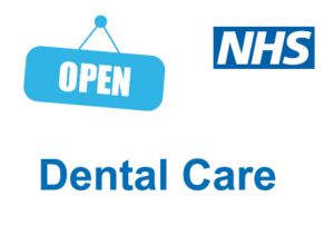 Accessing Dental Care from 8th June 2020